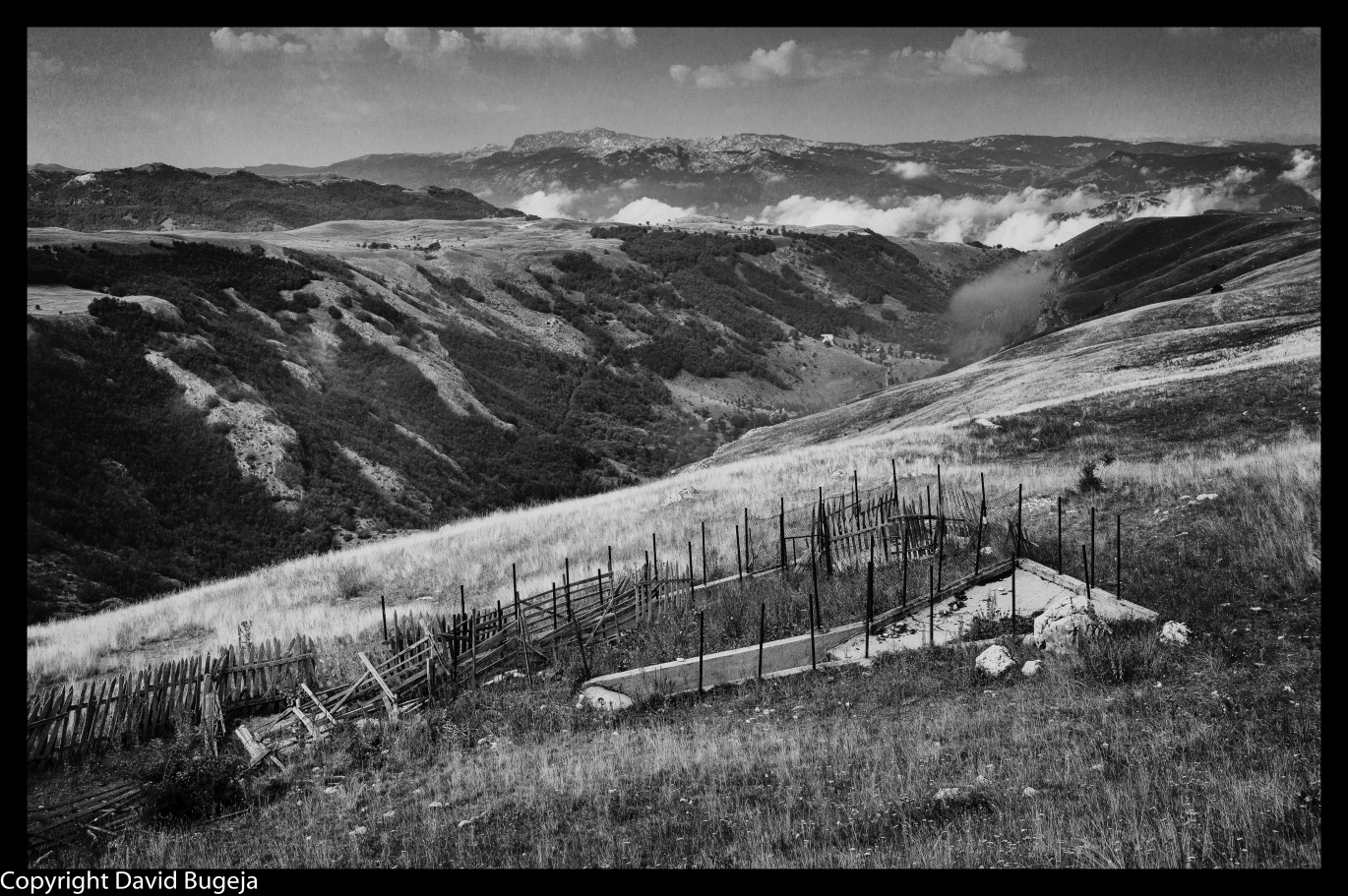 After the Storm - Across Durmitor to Trsa and Pluzine David Bugeja (c) 2013